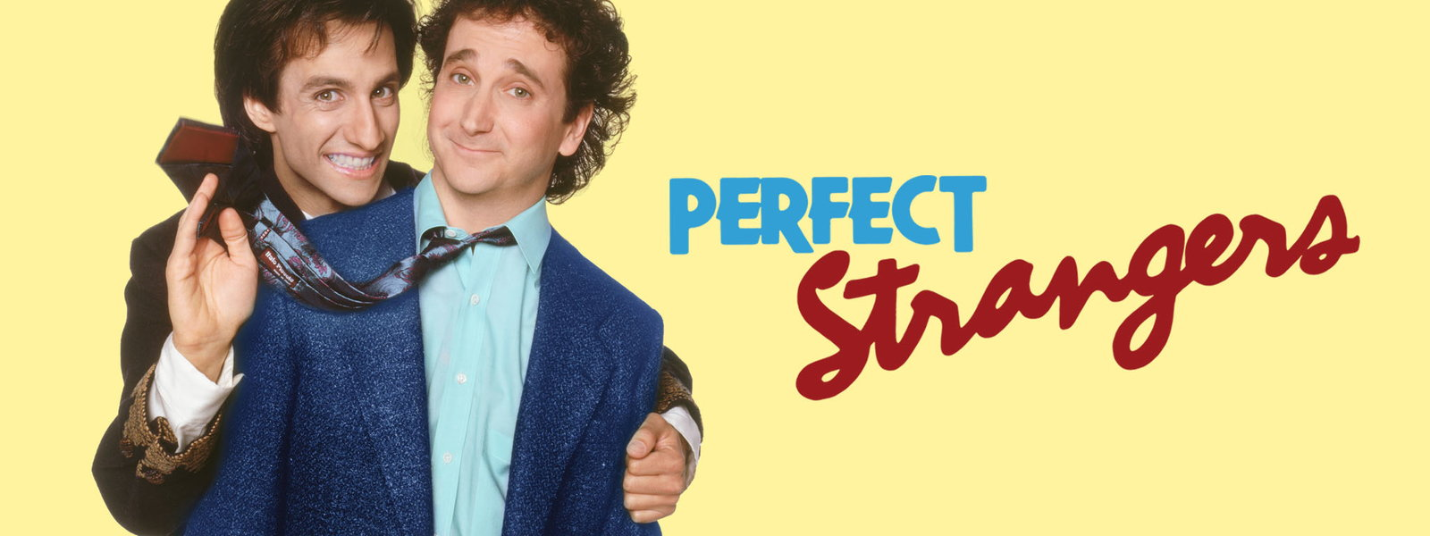 Perfect Strangers - Complete Series